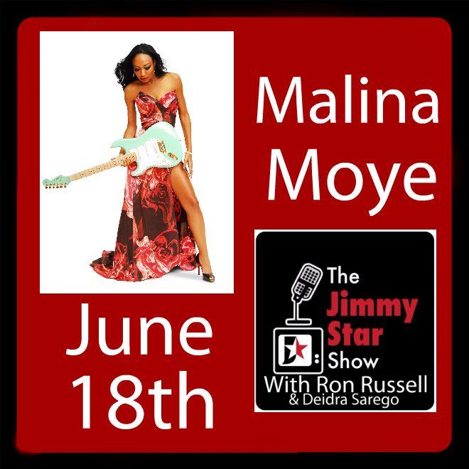 Malina Moye on The Jimmy Star Show