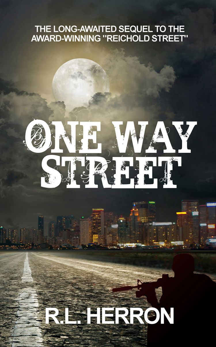 one way street front cover