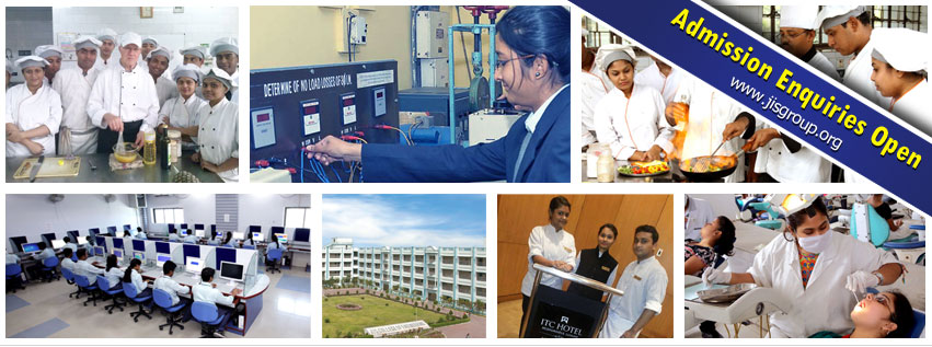 Admission in Engineering, Management and Hospitali