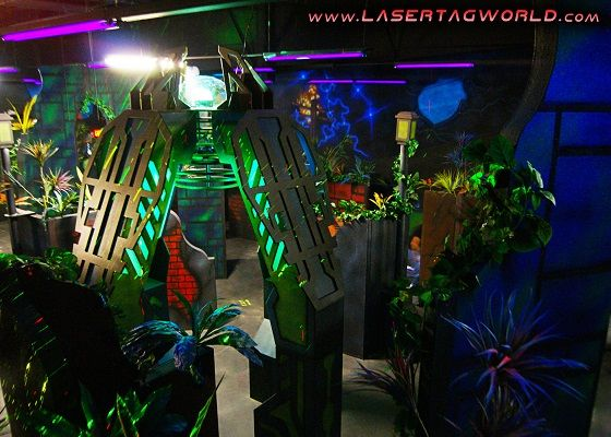 Spare Time Trussville Adds Fallen City Adventure Laser Tag