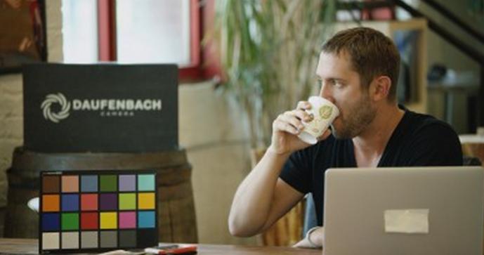 Director Jeremy Pinckert