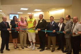 Bethpage Federal Credit Union celebrates the opening of Long Beach, LI Branch