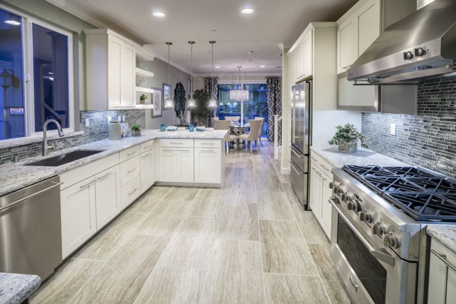 Lennar Kitchen Model