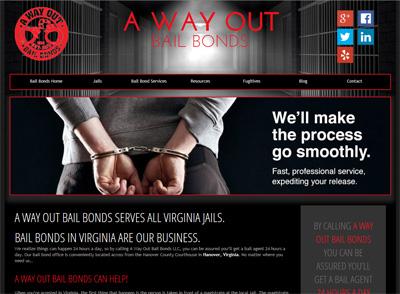A Way Out Bail Bonds New Website