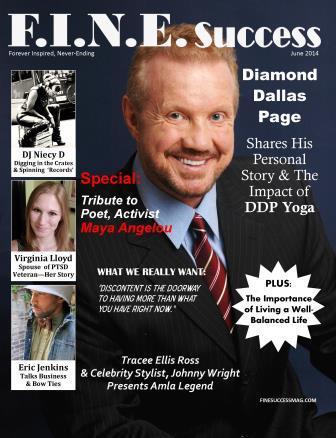 F.I.N.E. Success Magazine - June 2014