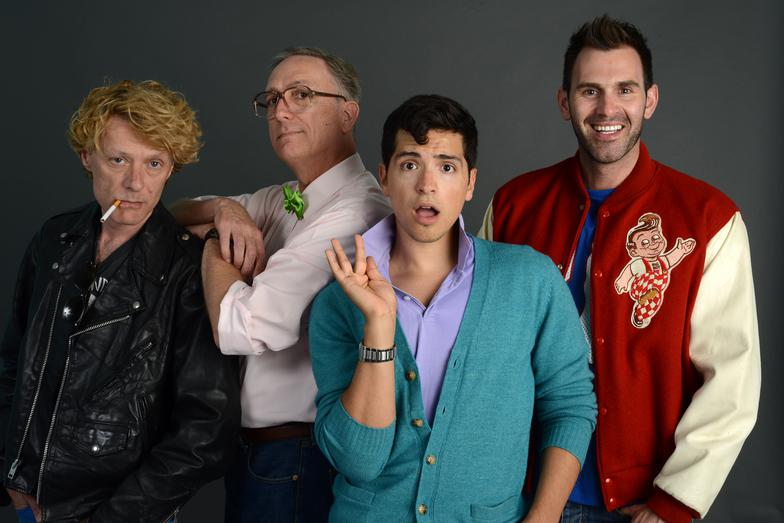 Fringe Theatre Company Presents 'Setting The Record Gay'