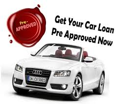 pre-approved auto loan