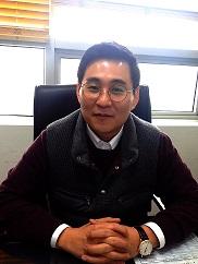 Eric J OH CEO Comtech Korea