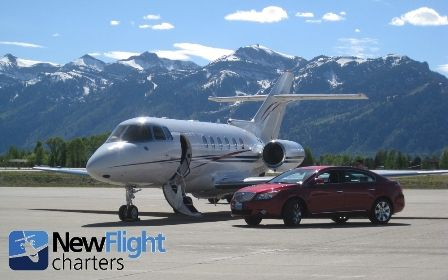 New Flight Charters Private Jet Charter Service Since 2004