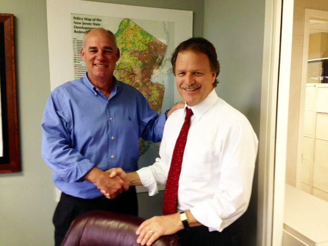 John Cummins & Dave Fisher of K. Hovnanian Companies