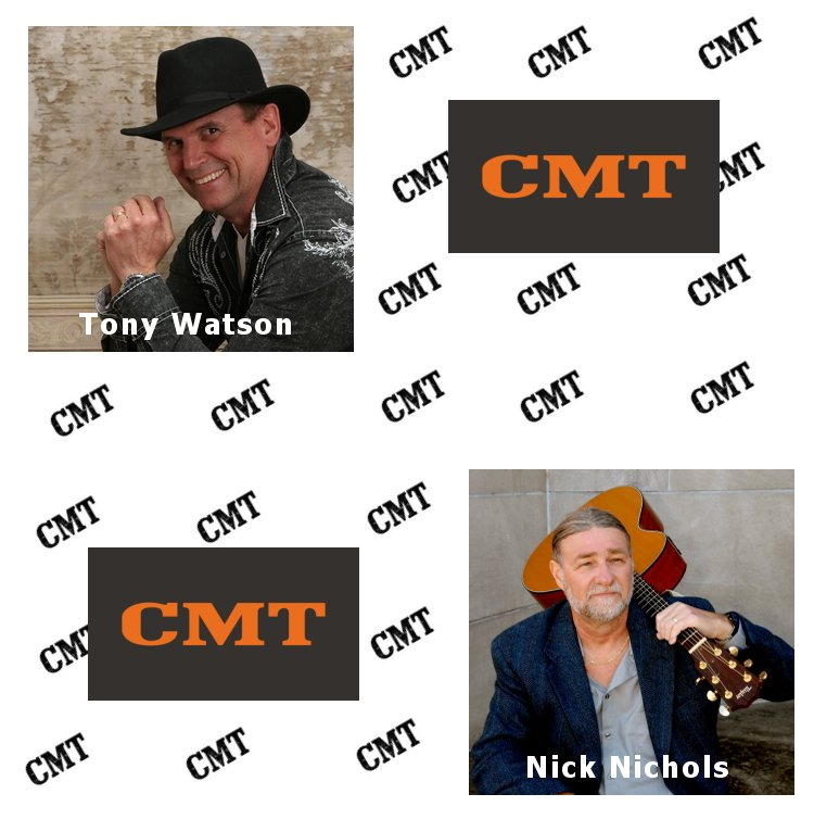 CMT ARTISTS Tony Watson & Nick Nichols