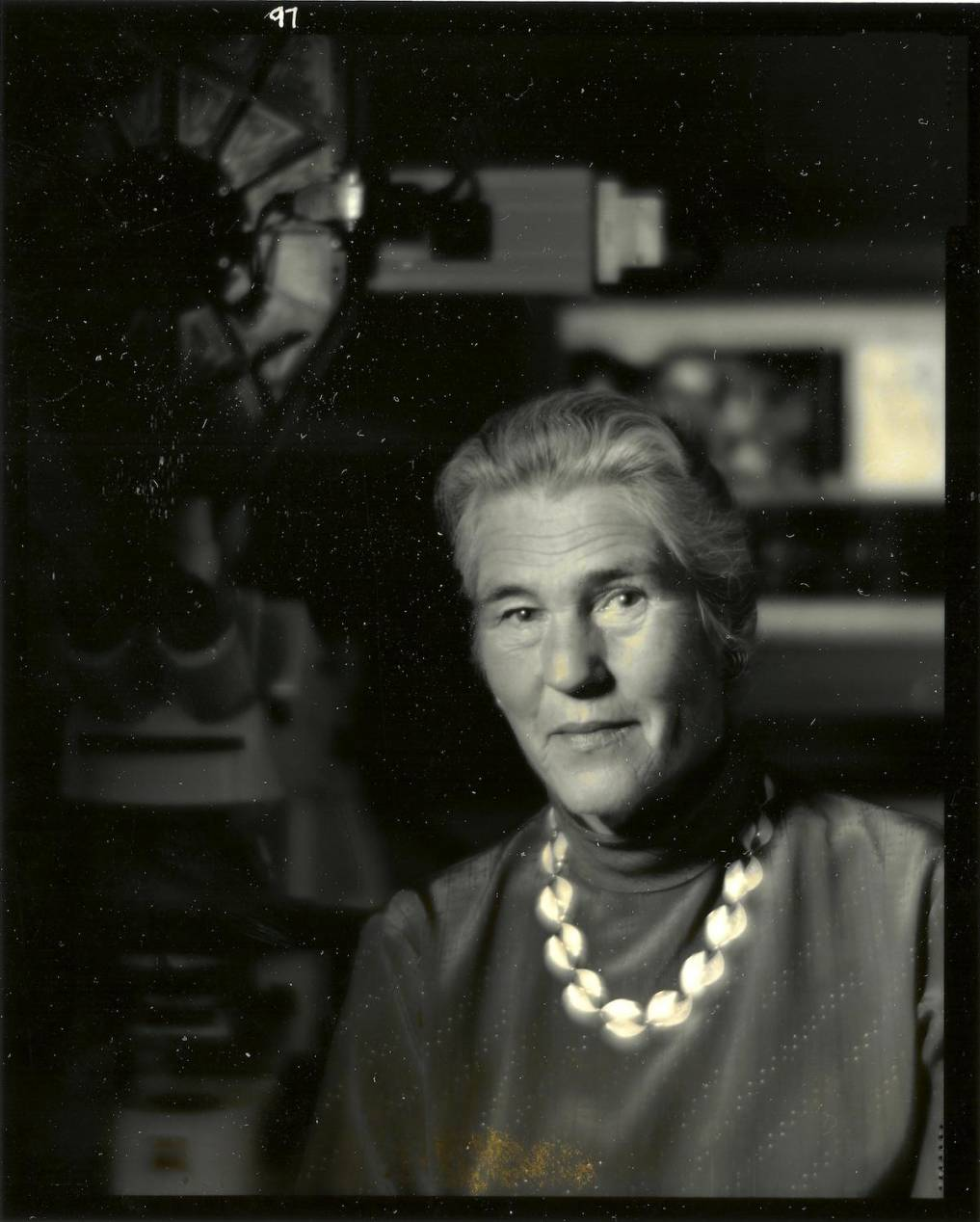 Dr. Janet Davison Rowley