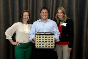 """Group One Partners Accepts """"Best Custom Project"""" Award at 2014 LINK Conference"""