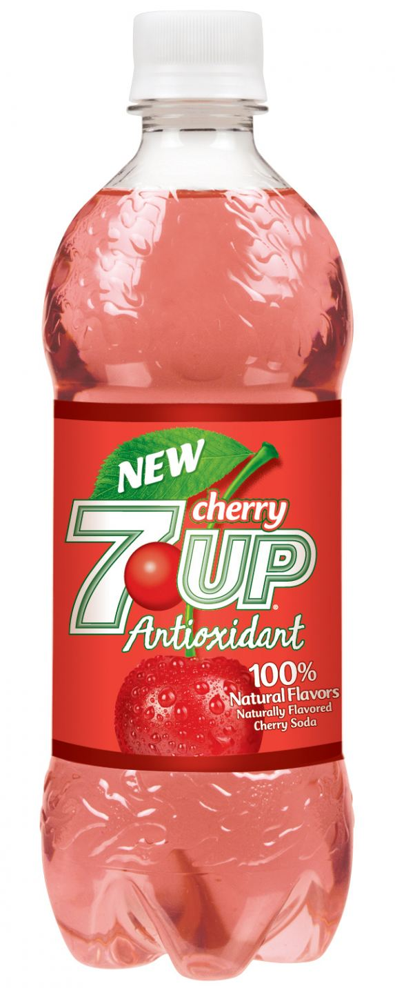 Cherry 7-Up Antioxidant