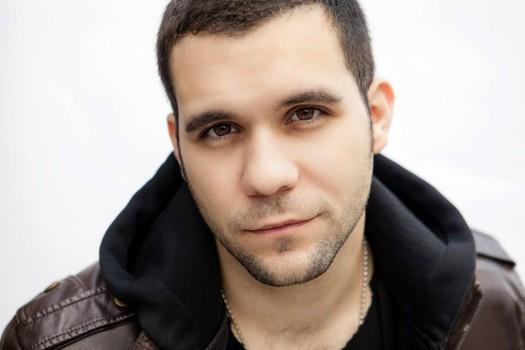 Actor, Edvin Ortega