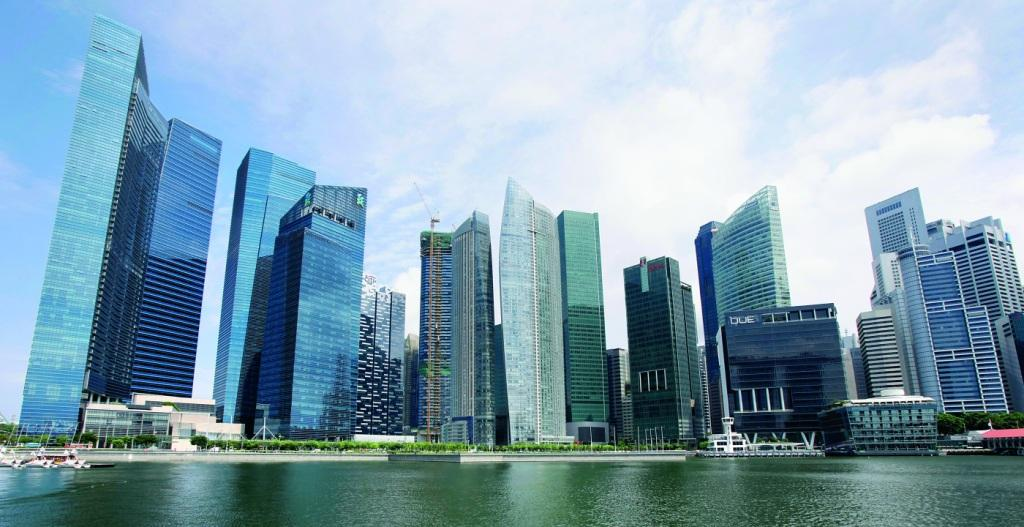 Marina Bay Financial Centre, Singapore (Photo Credit to todayonline.com)