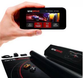 Amazon.com  Anki DRIVE Starter Kit for iOS Devices
