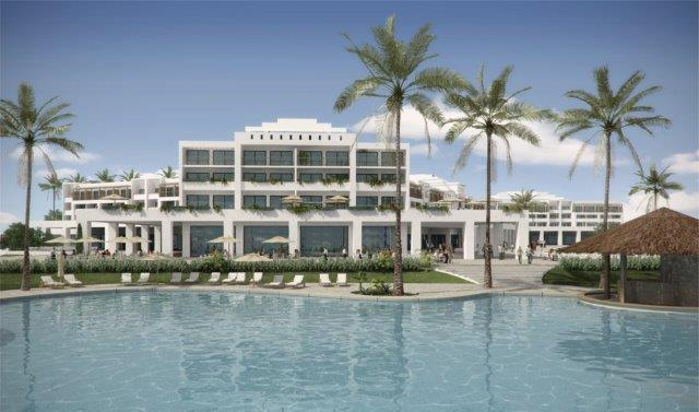 Melia Hotel Investment in Cape Verde from 10kGBP w