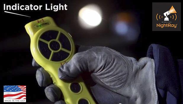 NightRay Spotlight SLTC Sponsorship