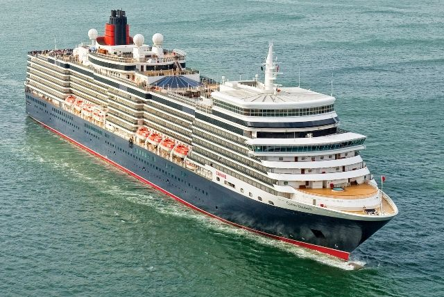 Justice Is Mind to screen on Cunard Line's Queen Elizabeth on October 29, 2914