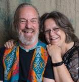Authors Georgia Harris & Randy Motz