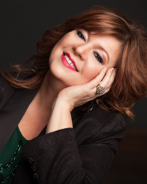 Mary Carrick - vocalist, cabaret singer and recording artist