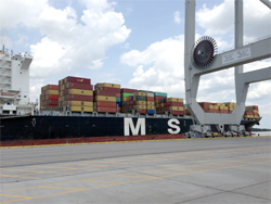 Pass Box Global visits Port of Savannah