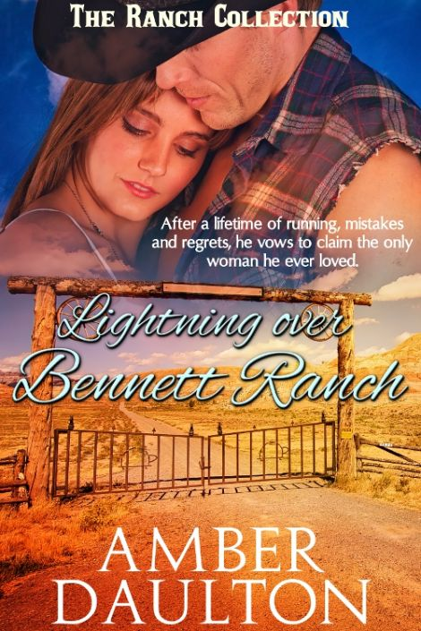 Lightning over Bennett Ranch