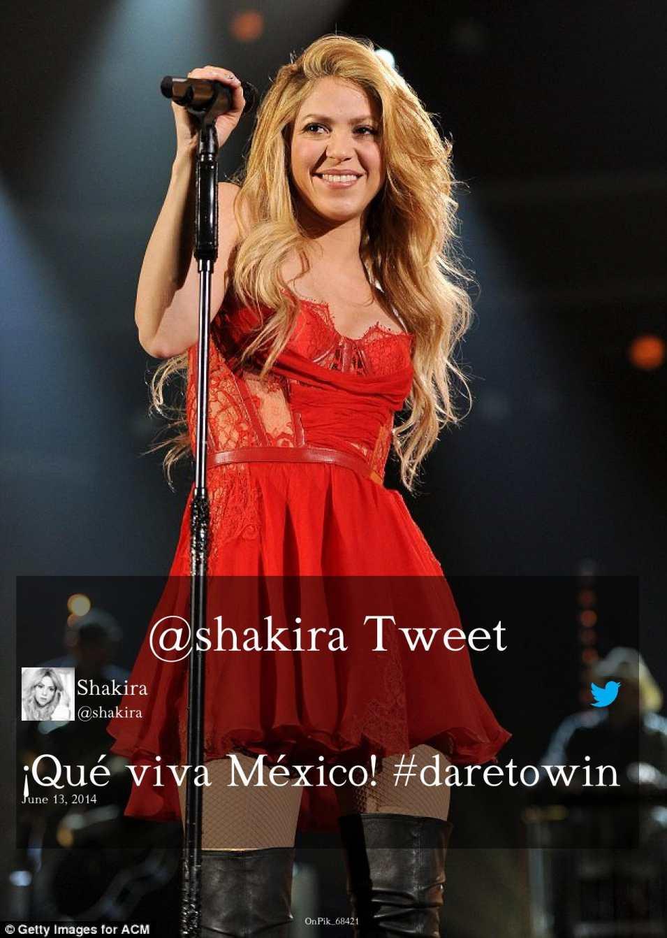 ShakiraMex
