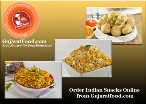 Order Indian Snacks Online from Gujaratfood.com