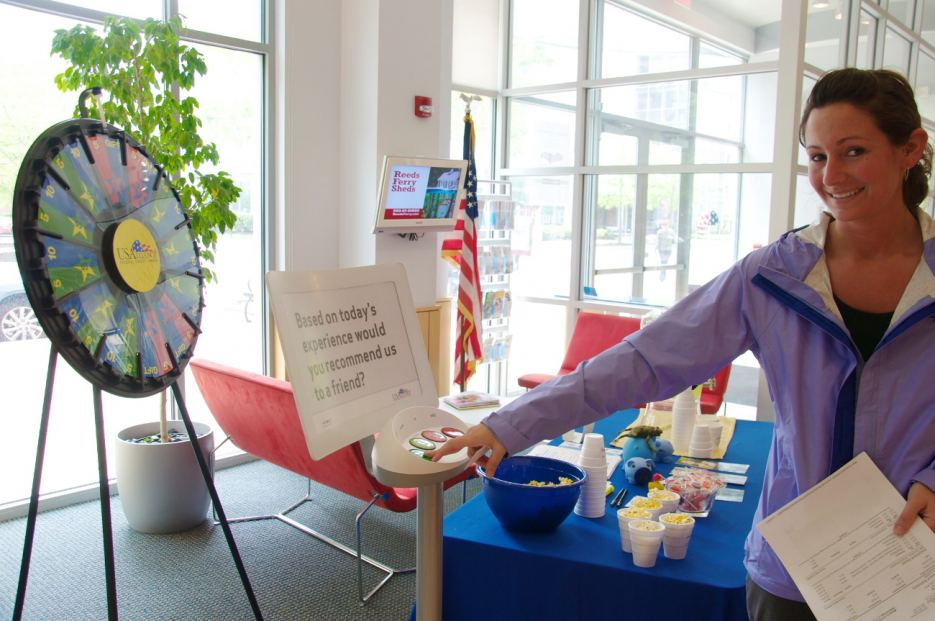 Photo courtesy of Carolyn Piazza. HON at USAlliance in Medford MA