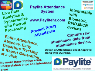 Attendance Tracking System 4