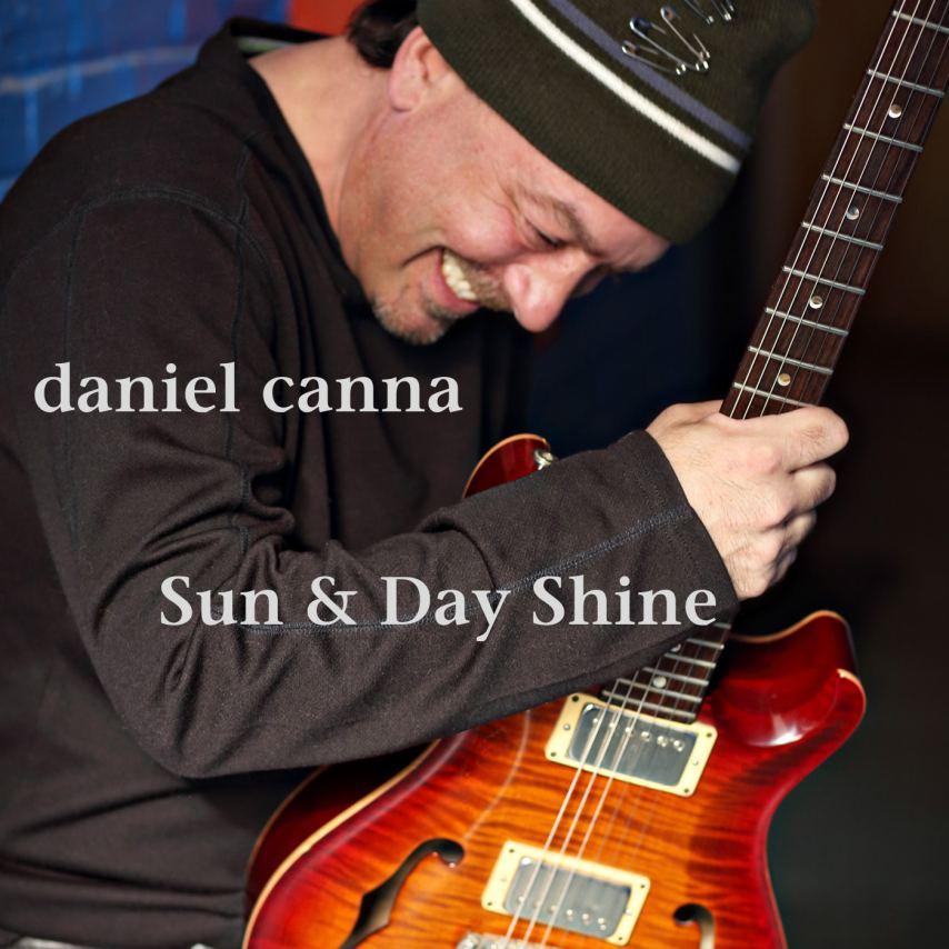 DanielCanna Sun & Day Shine cd cover