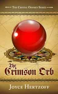 The Crimson Orb by Joyce Hertzoff, Phantasm Books an Assent Publishing imprint