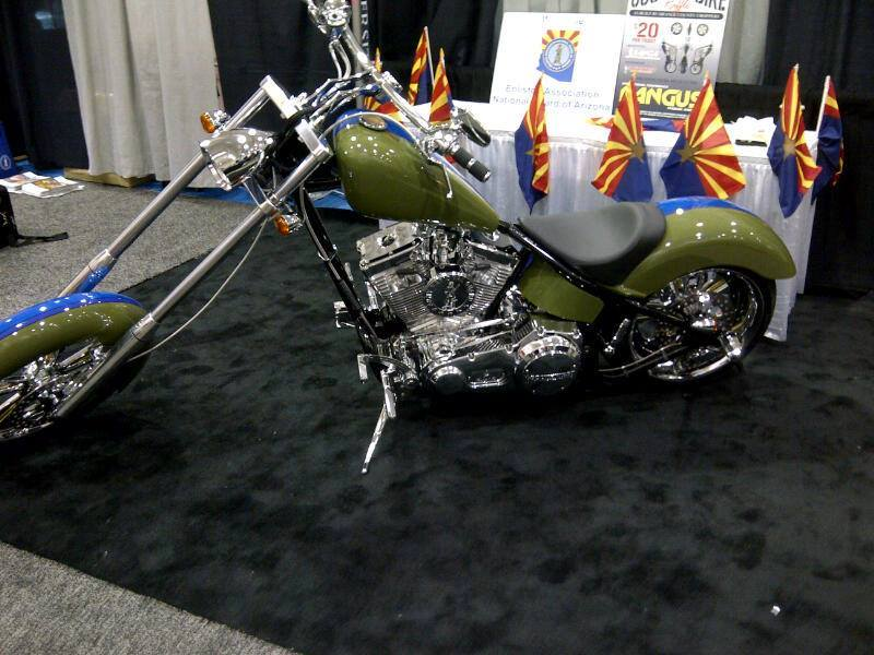 OCC Bike Up for Raffle