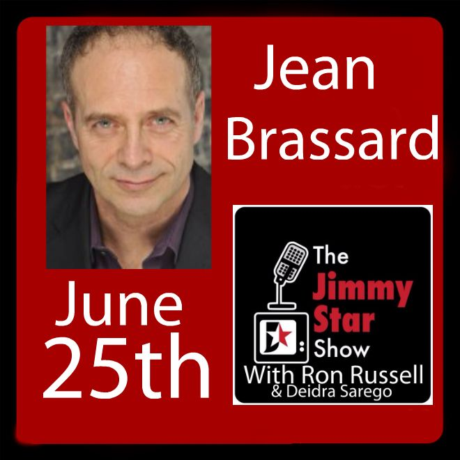 Jean Brassard on The Jimmy Star Show
