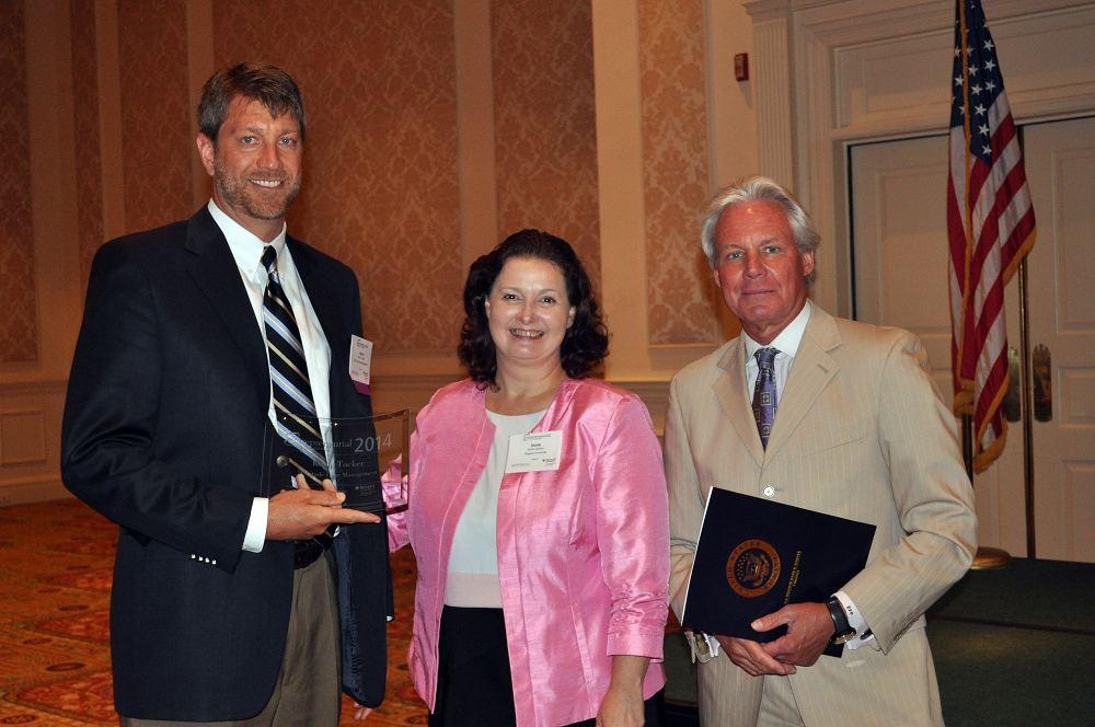 Kevin Tucker of SOLitude Receives Entrepreneurial Excellence Award