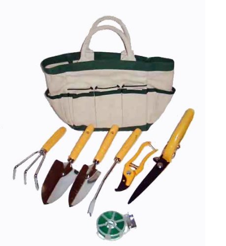8piece gardening tool set