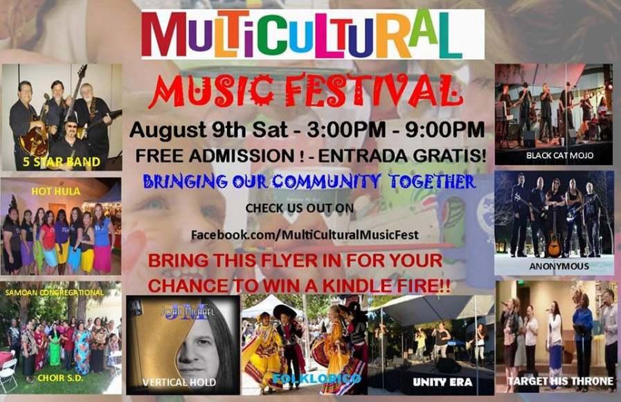 MultiCultural Music Festival
