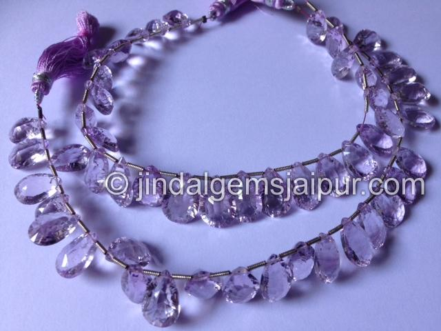 Pink Amethyst Gemstone Beads Wholesale Exporter