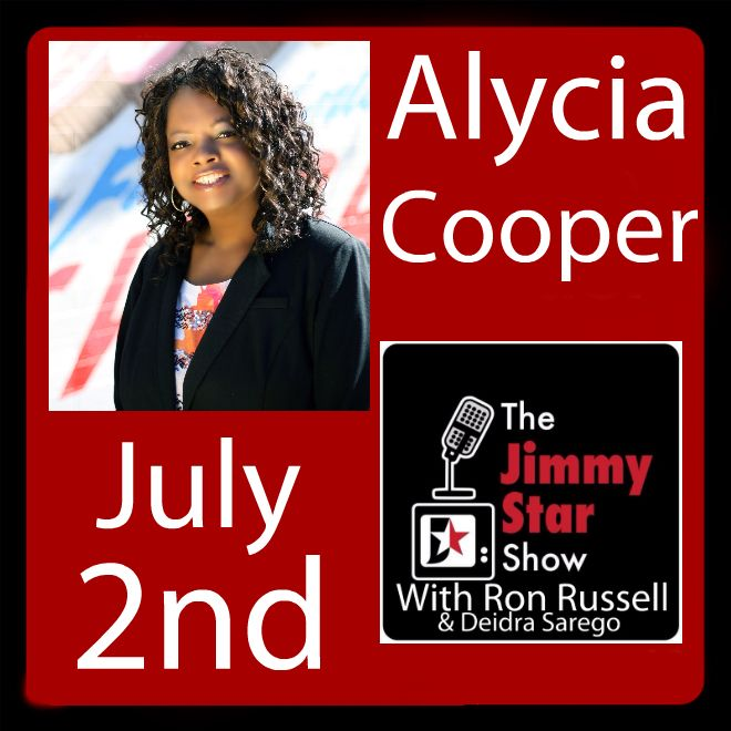 Alycia Cooper on The Jimmy Star Show