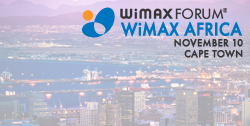 WiMAX Africa 2014