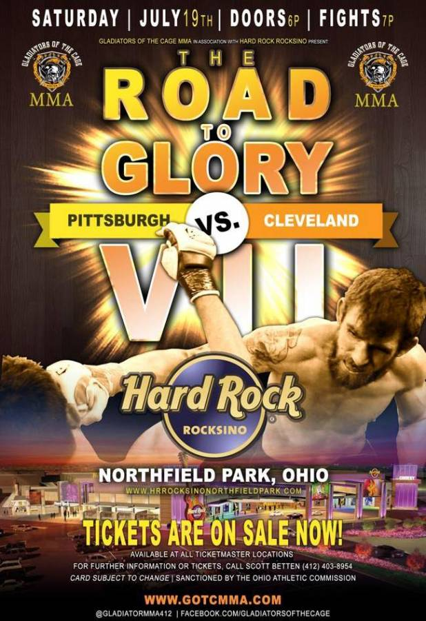 HARD ROCK GOTC MMA