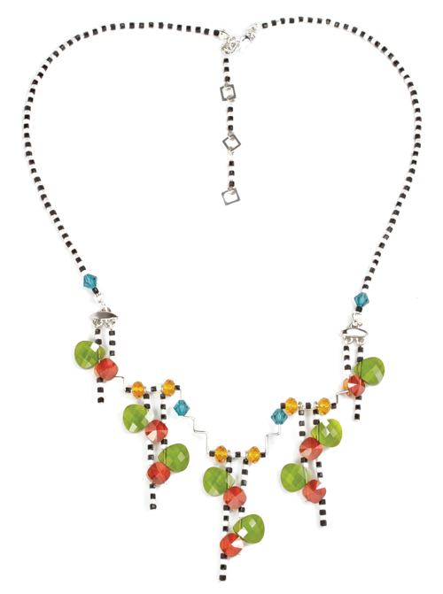 Harlequin Necklace from Alacarte Jewelry
