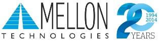 Mellon Technologies 20-year logo