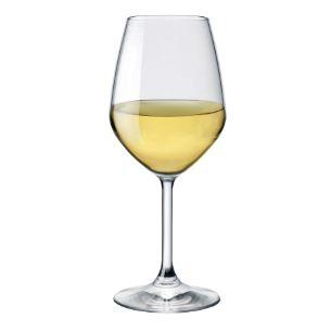 White wine glasses from Bormioli Rocco