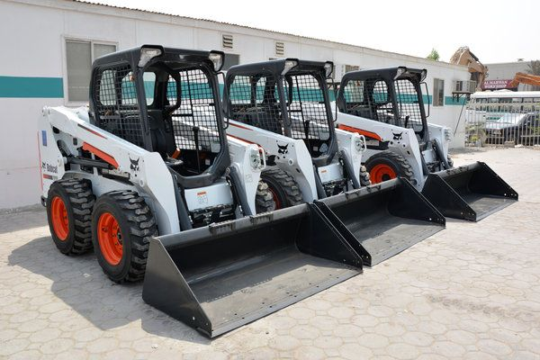 BOBCAT Skid Loader S510