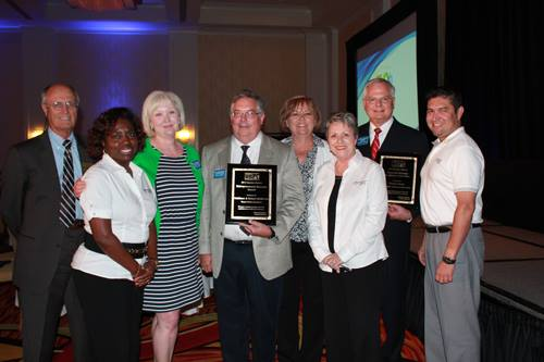 Houston SBA Awards MCCU's Bruce Hurta as 2014 Financial Champion of the Year