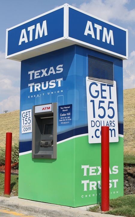 Texas Trust CU Wins Industry Award for Outdoor Advertising