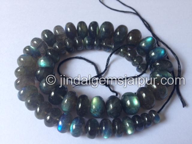 Beautiful Blue Fire Labradorite Gemstone Beads Collection At